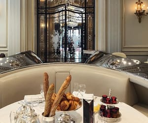 food, luxury, and breakfast image