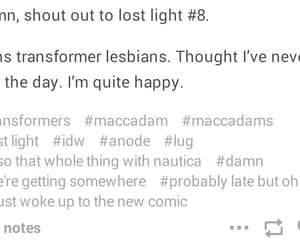fandom, transformers, and lgbt image