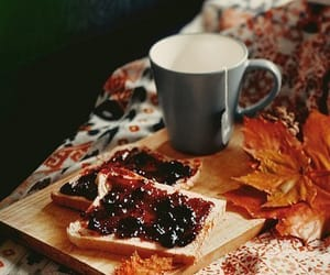 cozy, food, and toasts image