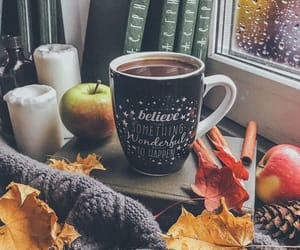 autumn and cozy image
