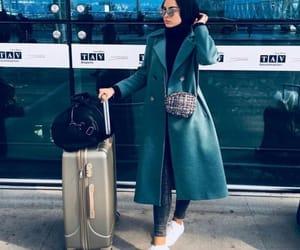 hijab fashion and hijabista style image