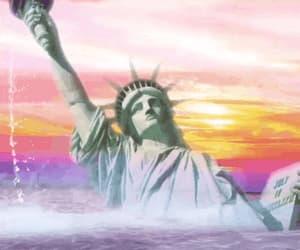 america, gif, and new york image