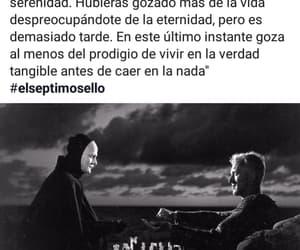 movie, pelicula, and el séptimo sello image