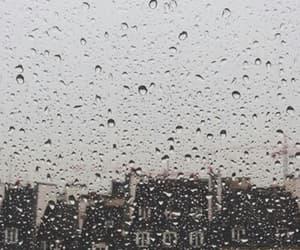 rain and wallpaper image