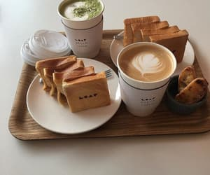 food, coffee, and aesthetic image