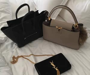 bag, fashion, and luxury image