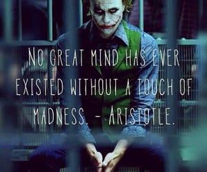 madness, heath ledger, and joker image