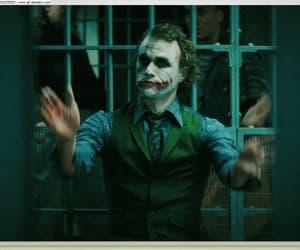 batman, heath ledger, and the joker image