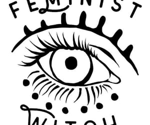 witch and feminsit image