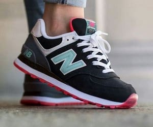 new balance and shoes image