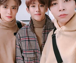 nct, jaehyun, and winwin image