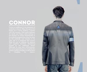 Connor, dbh, and deviant image