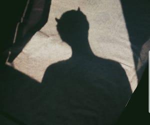 boy, dark, and demon image