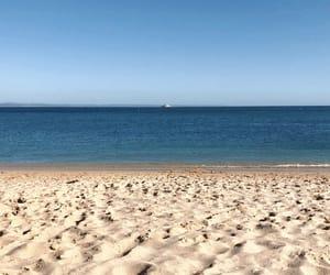 Atlantic, beach, and blue image