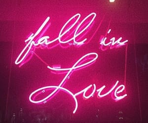 light, love, and fall in love image