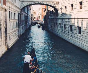 venice, venezia, and venedig image
