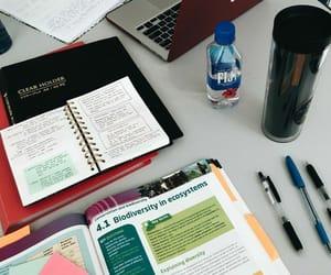 school, college, and homework image