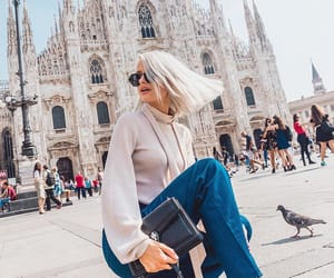 beauty, street style, and woman image