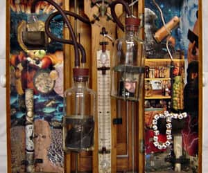 collage art, pioneer of assemblage art, and joseph cornell image