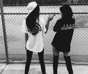 sisters, tumblr, and kendall jenner image