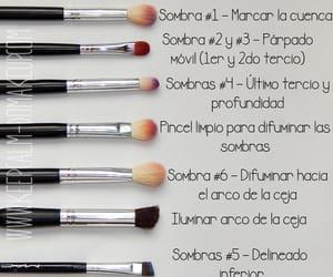 makeup and brochas image