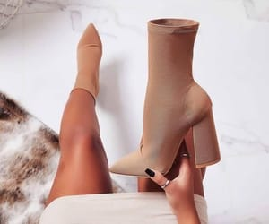 boots, heels, and nudes image