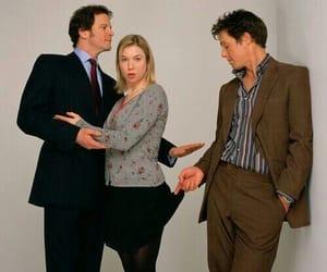 bridget jones, Colin Firth, and hugh grant image