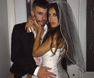 couple, Halloween, and claudia tihan image