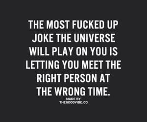 quotes, joke, and universe image