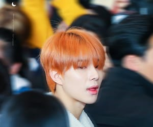 k pop, jungwoo, and nct image
