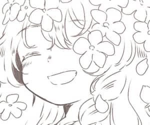 anime, girl, and touhou image