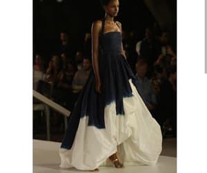 designer, dress, and vogue image