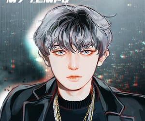 boy, exo, and fanart image