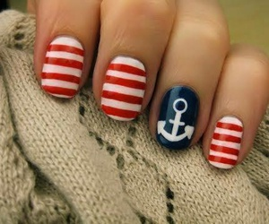 :), cute, and nails image