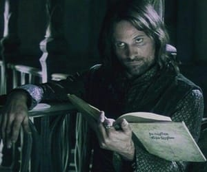 aragorn, books, and funny image