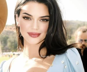 beauty, Kendall, and make up image