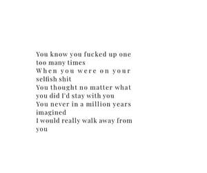 breakup, Lyrics, and mo image