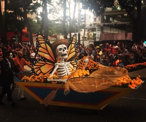 beauty, day of the dead, and dia de muertos image