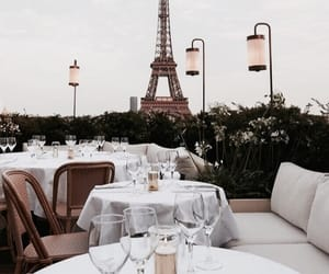 paris, food, and restaurant image