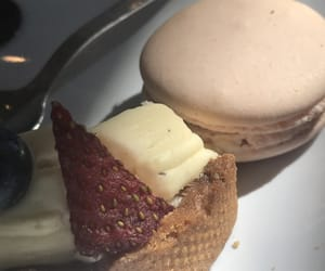 dessert, french, and macaron image
