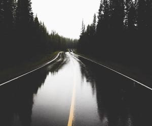 road, background, and place image