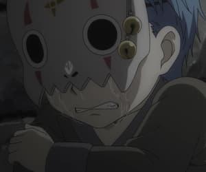 anime, cry, and akatsuki no yona image