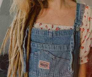 denim, outfit, and overall image
