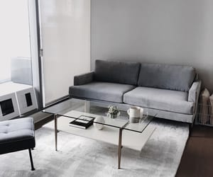 apartment, chic, and comfort image