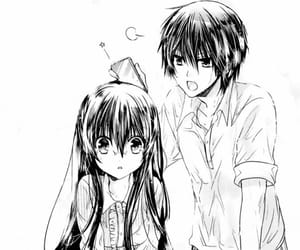 manga, romance, and shoujo image