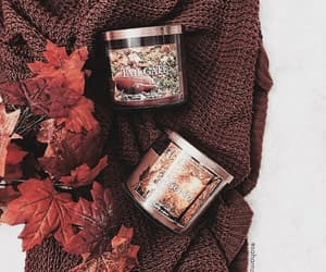 aesthetic, theme, and autumn image