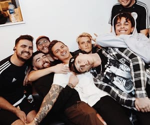 alternative, neck deep, and band image