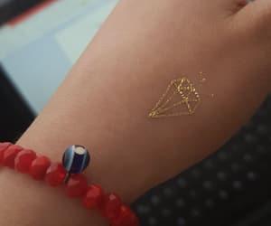 diamond, suerte, and dorado image