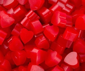 aesthetic, red, and candy image
