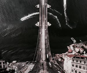 city, istanbul, and sea image